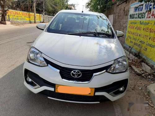 Used 2018 Toyota Etios VD MT for sale in Hyderabad