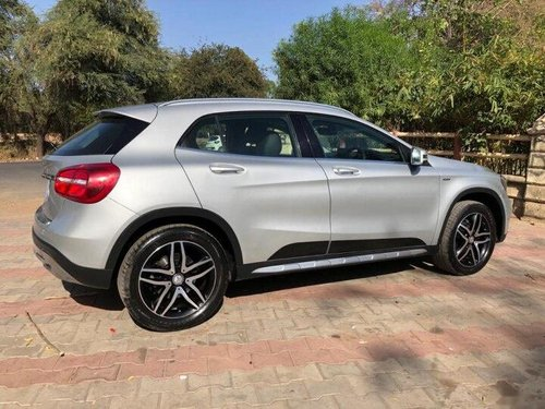 Mercedes-Benz GLA Class 200 CDI 4MATIC 2018 AT in Ahmedabad