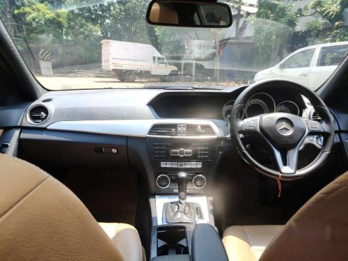 Used Mercedes Benz C-Class 2012 AT for sale in Kolkata