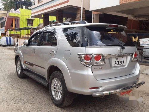 Toyota Fortuner 4x2 Manual 2012 MT for sale in Chennai