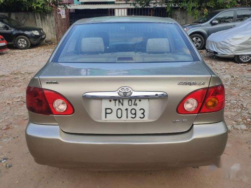 Used Toyota Corolla H3 2005 MT for sale in Chennai