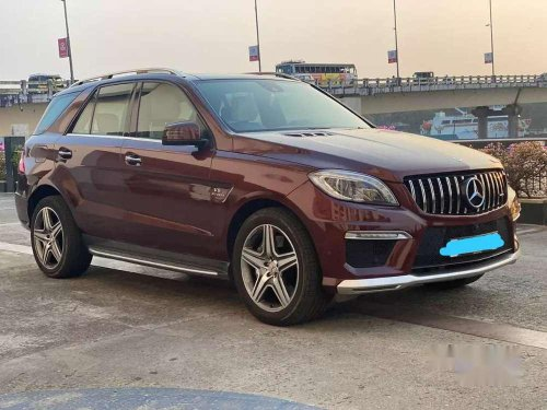 Used 2016 Mercedes Benz M Class AT for sale in Bangalore