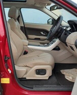 2015 Land Rover Range Rover Evoque AT for sale in Chennai