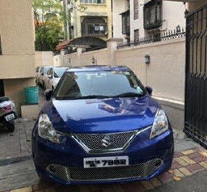 2016 Maruti Suzuki Baleno RS MT for sale in Pune