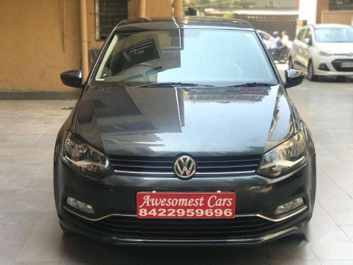 Volkswagen Polo Highline, 2015, Diesel MT for sale in Mumbai
