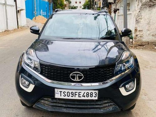 Used 2018 Tata Nexon 1.2 Revotron XZ Plus MT for sale in Hyderabad-11