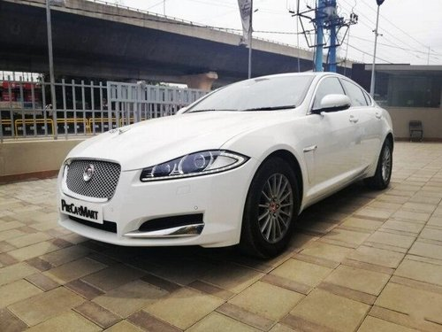 Used 2013 Jaguar XF AT for sale in Bangalore