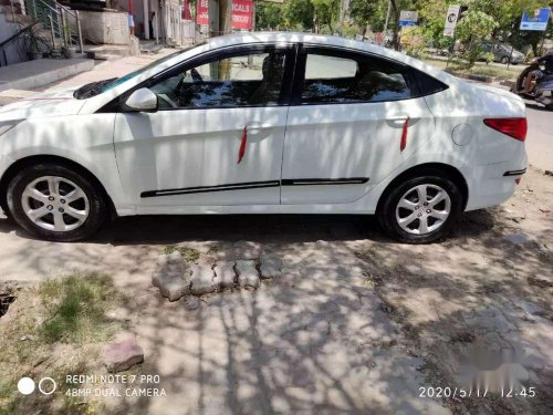 Used 2011 Hyundai Verna MT for sale in Lucknow