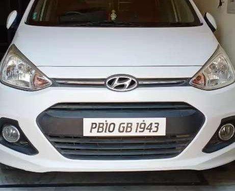 Used 2016 Hyundai Grand i10 MT for sale in Ludhiana