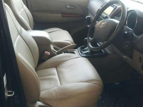 Used 2009 Toyota Fortuner MT for sale in Hyderabad