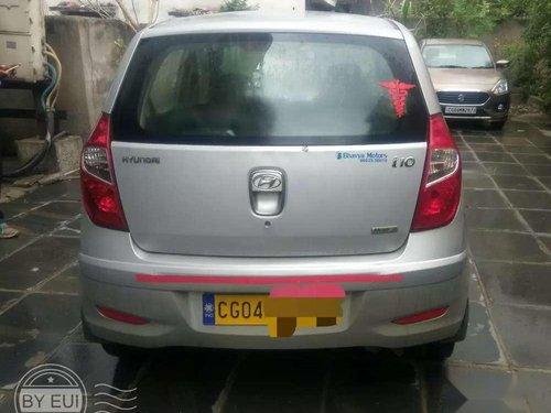 Used 2011 Hyundai i10 MT for sale in Raipur