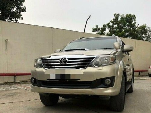 Used Toyota Fortuner 2014 MT for sale in Chennai