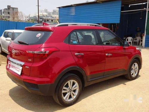 Used Hyundai Creta 1.6 SX 2015 AT for sale in Hyderabad