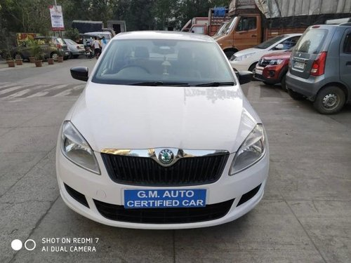 Used 2012 Skoda Rapid MT for sale in Thane
