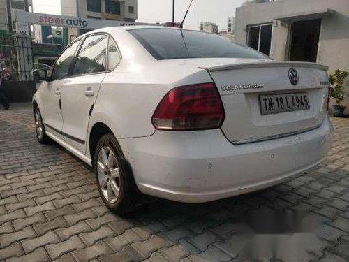 Volkswagen Vento, 2012, Diesel MT for sale in Chennai