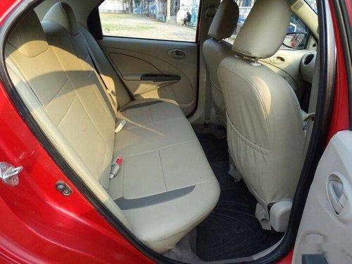 Used Toyota Platinum Etios GD 2015 MT for sale in Kolkata