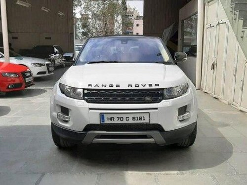 Used Land Rover Range Rover Evoque 2012 AT for sale in New Delhi