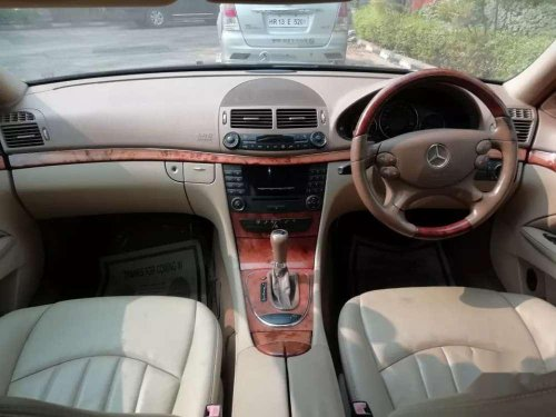 Used 2007 Mercedes Benz E Class AT for sale in Mumbai