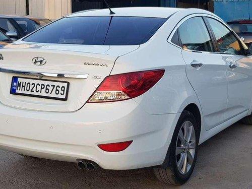 Used 2012 Hyundai Verna MT for sale in Pune