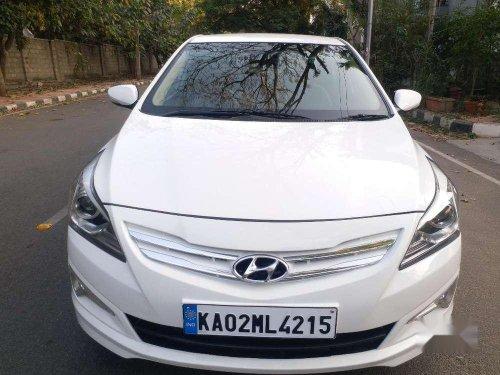 Used Hyundai Verna 2016 MT for sale in Nagar