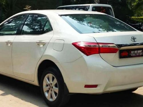 Used 2014 Toyota Corolla Altis MT for sale in Gurgaon
