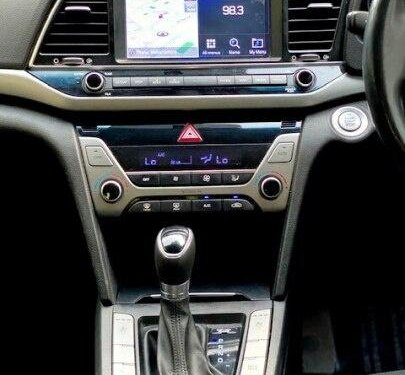 Used Hyundai Elantra 2016 AT for sale in Mumbai