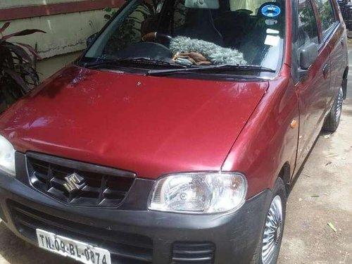 Maruti Suzuki Alto LXi BS-III, 2011, Petrol MT for sale in Chennai