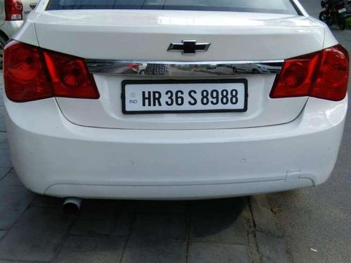 Used 2012 Chevrolet Cruze LTZ MT for sale in Chandigarh