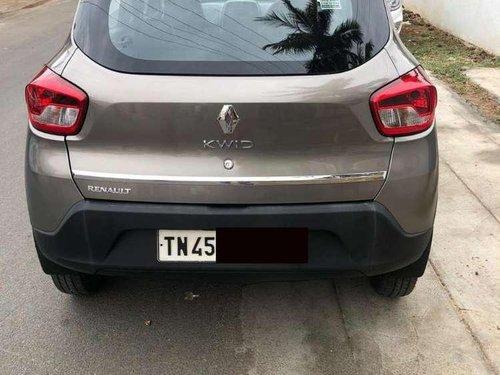 Used 2016 Renault Kwid MT for sale in Tiruchirappalli