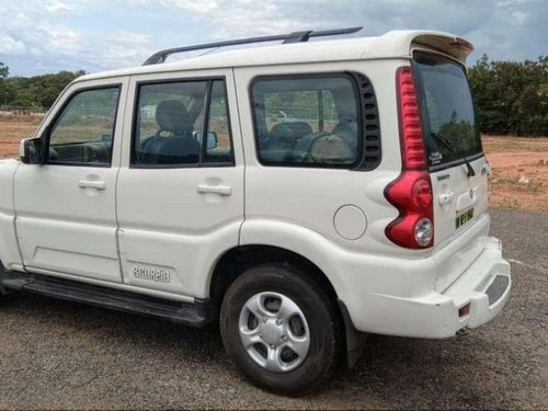 Used Mahindra Scorpio SLE BS-IV, 2014, Diesel MT in Pondicherry