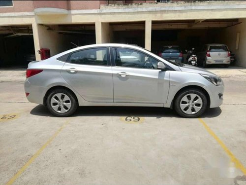 Used 2016 Hyundai Verna MT for sale in Hyderabad