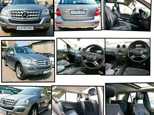 Mercedes Benz M Class 2010 AT for sale in Ahmedabad-0