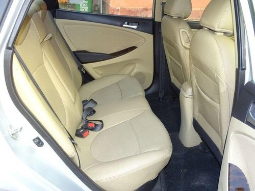 2015 Hyundai Verna 1.6 SX VTVT (O) MT for sale in Kolkata