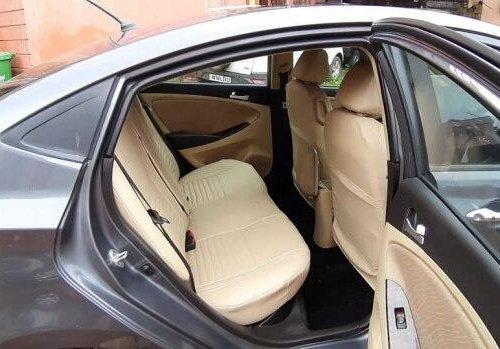 2015 Hyundai Verna 1.6 SX VTVT (O) AT for sale in Kolkata