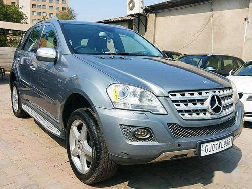 Mercedes Benz M Class 2010 AT for sale in Ahmedabad