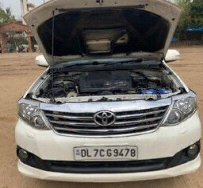 2012 Toyota Fortuner 4x2 AT for sale in New Delhi