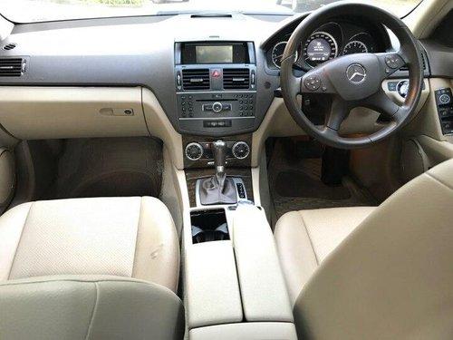 2011 Mercedes Benz C-Class C 200 CGI Elegance AT for sale in Mumbai