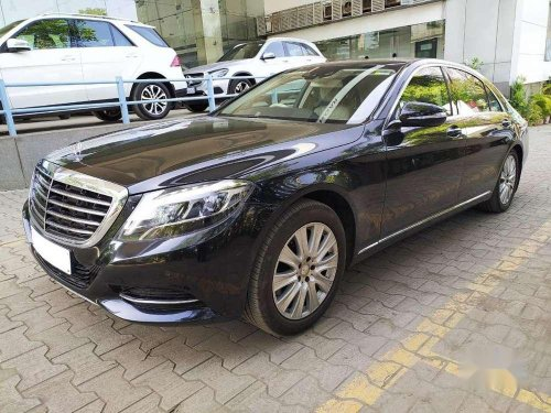 Mercedes Benz S Class S 350 CDI 2015 AT for sale in Mumbai