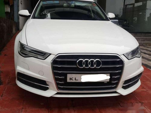 Used 2017 Audi A6 AT for sale in Kochi