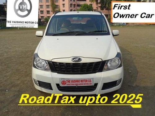 Mahindra Quanto C8 2015 MT for sale in Kolkata