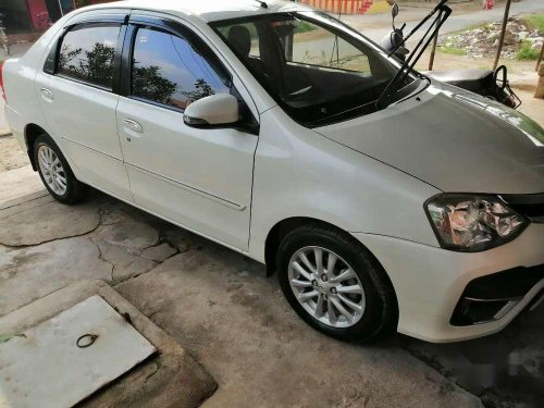 Used Toyota Etios 2017 MT for sale in Vellore