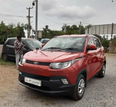 Mahindra KUV100 NXT 2017 MT for sale in Visakhapatnam