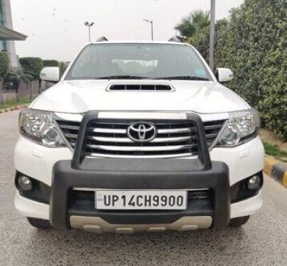 2014 Toyota Fortuner 4x2 4 Speed AT for sale in New Delhi
