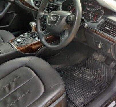 Audi A6 2.0 TDI Premium Plus 2014 AT for sale in New Delhi