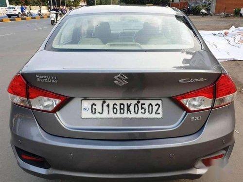 Maruti Suzuki Ciaz ZXI, 2015, Petrol MT for sale in Ahmedabad