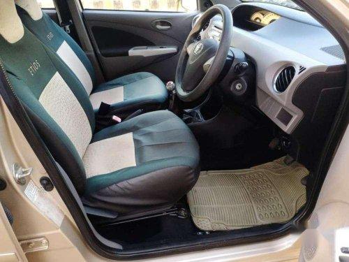 2011 Toyota Etios V MT for sale in Mumbai