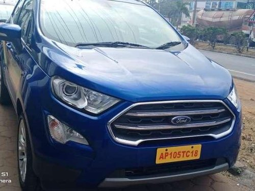 2017 Ford EcoSport AT for sale in Visakhapatnam