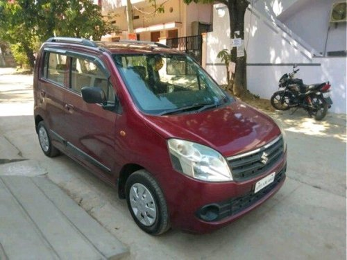2011 Maruti Wagon R LXI MT for sale in Hyderabad-2