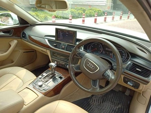 Used 2014 Audi A6 2011-2015 AT for sale in New Delhi