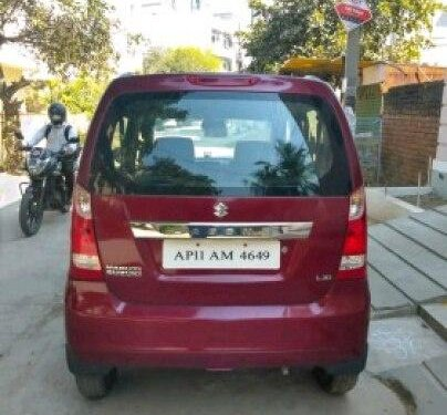 2011 Maruti Wagon R LXI MT for sale in Hyderabad-3